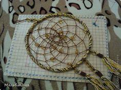 Плетение - Мой первый ловец снов
