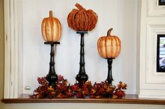 Fall Decorating ideas...