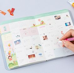 Kawaii 2014 Hello CoCo Diary Weekly Planner Ver.4 w/ clear cover | eBay
