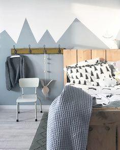 Cómo elegir los textiles para habitaciones infantiles - #pascua #ideas