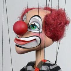 Joyful Clown