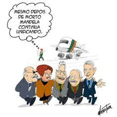 Dilma e ex-presidentes