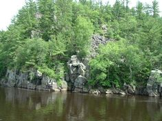 Interstate State Park, a Minnesota State Park located nearby Hugo, North Branch and Saint Paul