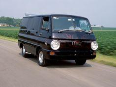 Dodge A100 Van, man!