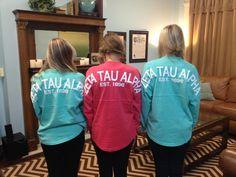 #ZTA Zeta Tau Alpha - #UPenn University of Pennsylvania - Spirit Football Jerseys