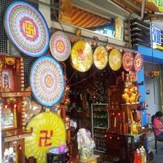 Buddhist decoration store near the An Quang Pagoda. Ho Chi Minh City, Buddhism, Vietnam, Zen, Yoga, Decoration, Store, Instagram, Decor