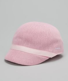 Take a look at this Pretty Pink Cloche by Kangol on  zulily today! Cute c01f977d6931