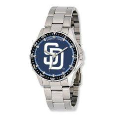 Mens MLB San Diego Padres Coach Watch Jewelry Adviser Mlb Watches. $70.00. Save 60%!
