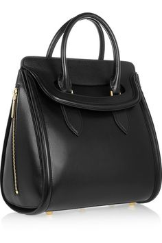 57a06802dc427 Alexander McQueen - The Heroine leather tote