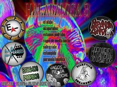 """¡""""HÄLABĀLUSÅ""""! HALABALUSA 3  * AKAPARADOS * VAGOS DE MEDIA NOCHE * ESTAMOS PODRIDOS * PARANOIA LUNATICA * SALE Y VALE * ESTAMPIDA * EL ATAJO son las banda q estaran ... http://sientemendoza.com/event/halabalusa/"""