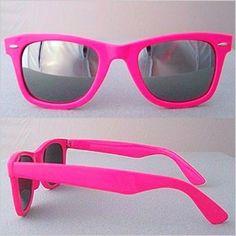 Pink Ray Bans