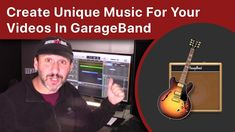Create Unique Music For Your Videos In GarageBand Garageband, Final Cut Pro, Music For You, Royalty Free Music, Apple Macbook Pro, You Videos, Science And Technology, Soundtrack, Create