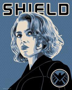 Agent Romanoff.