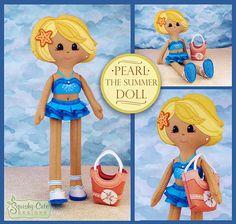Hey, I found this really awesome Etsy listing at https://www.etsy.com/listing/180923681/doll-sewing-pattern-pdf-felt-rag-doll