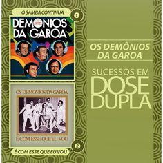 Demônios Da Garoa - Dose Dupla (u)