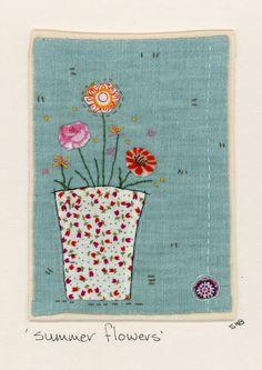 'blue flowers' 'luscious c...