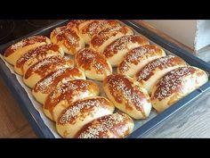 Peynirli pogaca tarifi-Aksamdan hamuru yogurup pazar kahvaltisina nasıl yapabiliriz-Hatice Mazi - YouTube