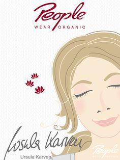 Download der Broschüre der #Yoga & Relax Kollektion by Ursula #Karven von #peoplewearorganic