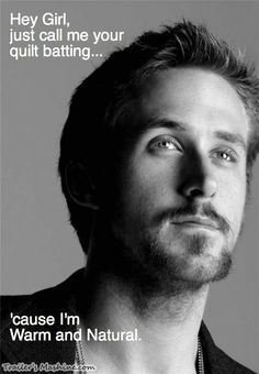 "Patchwork Duck Designs: Ryan Gosling ""Hey Girl..."" Meme for Quilters!"