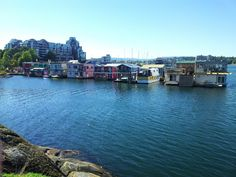"""See 288 photos from 2126 visitors about seals, docks, and floating home. """"Businesses open after in the off season and close by You can buy raw. Fisherman's Wharf, Floating House, San Francisco, Places To Visit, Canada, Victoria, River, Outdoor, Outdoors"""