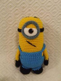 Grumpy Minion!