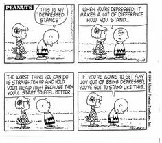 Charlie Brown and Depression