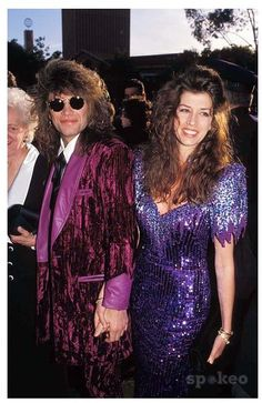 Jon & Dorothea...omg, I don't even know what to say about these outfits! They remind me of the ones my Donnie & Marie dolls came in.