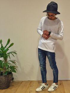 YUSUKE5│editclothingのTシャツ・カットソーコーディネート-WEAR