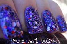 More Nail Polish: Indie review - Glimmer by Erica