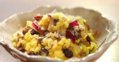 Nonna Luna's Bitter Rice Recipe by Giada De Laurentiis @gdelaurentiis http://www.giadadelaurentiis.com/recipes/186/nonna-lunas-bitter-rice