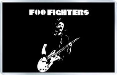 Acrylic Fridge Magnet. Size (Approx): 3 x 2 inches (8 x 5 cm). Kinds Of Music, Music Is Life, My Music, Foo Fighters, Rock Roll, Band Wallpapers, Joker Wallpapers, Scene Image, Dave Grohl