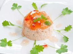 Simple Crab Mousse Recipe