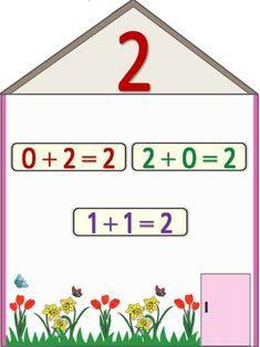 Kids Math Worksheets, Grande Section, Math For Kids, Eyfs, Teaching Math, Book Activities, Phonics, Kids Learning, Classroom
