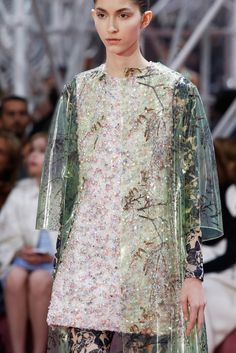 Christian Dior Spring 2015 Couture