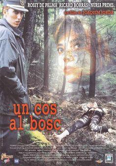 [DVD] Un Cuerpo en el bosque / dirección: Joaquín Jordá [1996]. Intèrprets: Rossy de Palma, Ricard Borrás, Nuria Prims, Pep Molina, Verónica Román, Mingo Ráfols, Lamin Cham.