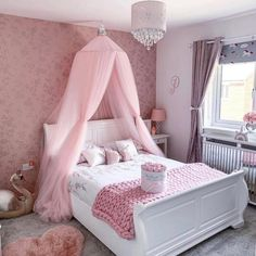 Discover the most amazing pink inspirations for kids' bedrooms with Circu exclusive furniture. Click on the image to see more   CIRCU.NET