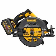 Model Dewalt FlexVolt MAX Cordless Lithium-Ion in. Circular Saw (Bare Tool). MAX Cordless Lithium-Ion in. Circular Saw (Bare Tool) - Series FlexVolt. Circular Saw Reviews, Best Circular Saw, Grid Tool, Dewalt Power Tools, Power Router, Compound Mitre Saw, Cordless Circular Saw, Saw Tool, Toy Storage Boxes