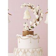 Martha Stewart Wedding Bell Cake Topper
