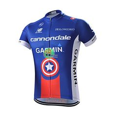 UONO Mens Short Sleeves Team Cycling Jersey Jacket Bicycle Bike Shirt     Visit the image 4969274f3