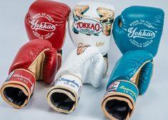 Muay Thai gloves @yokkao •