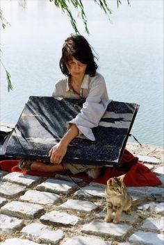 Juliette Binoche in Les Amants du Pont-Neuf (1991)