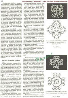 Gallery.ru / Фото #17 - Wieczerskaja Kurs praktycznego plecenia frywolitek - mula