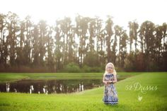 {52 Dresses} Week 14 of this great project! Check out a new place to find boutique children's clothing every week!!