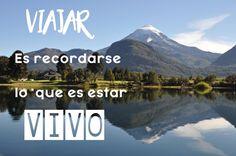 Viajar es vivir y recordartelo hace bien! Lago Paiún Volcán Lanín Neuquén, Patagonia Argentina