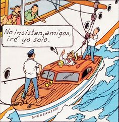 Stock de Coque - Canoa automóvil del Yate Sheherazade