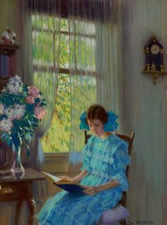Dufner-Margaret-by-the-Window