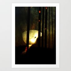 Toothfairy Art Print by zumzzet - $18.00