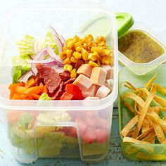 Healthy Lunch Ideas: