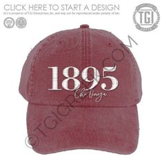 4c54cb1e TGI-Chi Omega Hat Design | Sorority PR & Recruitment | Design Library | TGI  Greek