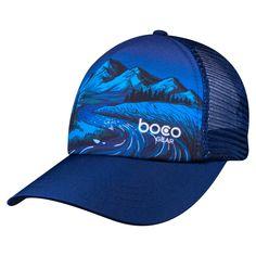 8a4cd5b9 Foam Technical Trucker® – Night Mountains – BOCO Gear